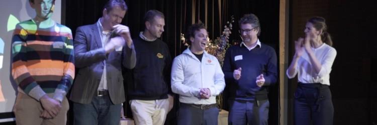 Gemeente Amsterdam blikt terug op de DAM Prijs 2016